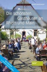 Die schönsten Gasthäuser an Rhein und Main