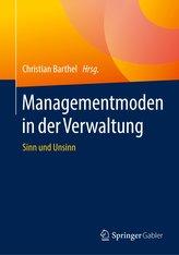 Managementmoden in der Verwaltung