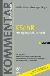 KSchR - Kündigungsschutzrecht