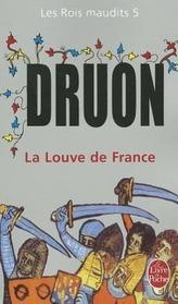 La Louve de France.Les Rois maudits, 5