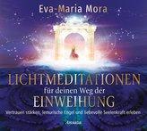 Lichtmeditationen für deinen Weg der Einweihung (1 Audio-CD, Laufzeit: ca. 50 Min.)