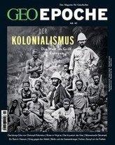 GEO Epoche mit DVD 97/2019 - Der Kolonialismus