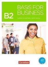Basis for Business B2 - Kursbuch mit PagePlayer-App inkl. Audios und Videos