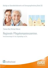 Regionale Pflegekompetenzzentren