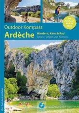 Outdoor Kompass Ardèche