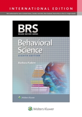 BRS Behavioral Science, International Edition (Board Review Series)