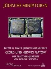 Georg und Hedwig Flatow