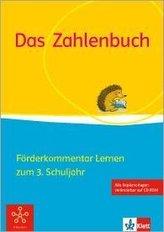 Das Zahlenbuch / Förderkommentar (Lernen) mit Kopiervorlagen und CD-ROM 3.Schuljahr. Fördern und Inklusion