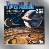 Perry Rhodan Silber Edition (MP3-CDs) 50: Gruelfin