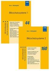 Blitzschutzsysteme 1 - Blitzschutzsysteme 2 (Set). 2 Bände