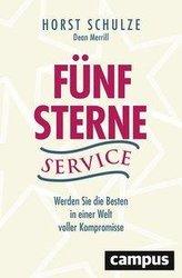 Fünf-Sterne-Service