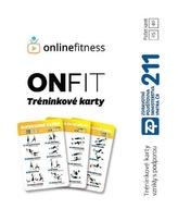 ONFIT Tréninkové karty 40 karet