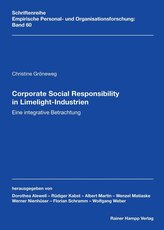 Corporate Social Responsibility in Limelight-Industrien