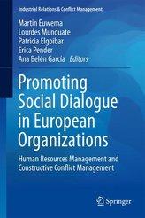 Promoting Social Dialogue in European Organizations