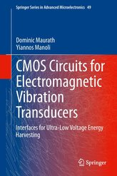 CMOS Circuits for Electromagnetic Vibration Transducers