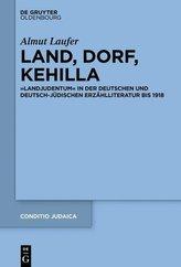 Land, Dorf, Kehilla
