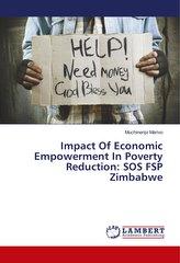 Impact Of Economic Empowerment In Poverty Reduction: SOS FSP Zimbabwe