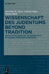Wissenschaft des Judentums Beyond Tradition