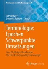 Terminologie : Epochen - Schwerpunkte - Umsetzungen