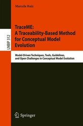 TraceME: A Traceability-Based Method for Conceptual Model Evolution