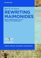 Rewriting Maimonides