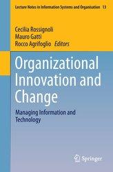 Organizational Innovation and Change