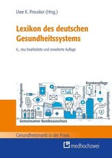 Lexikon des deutschen Gesundheitssystems