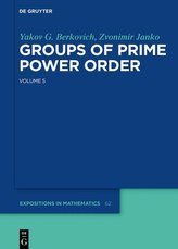 Groups of Prime Power Order 5