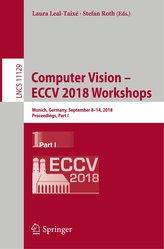 Computer Vision - ECCV 2018 Workshops