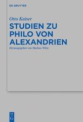 Studien zu Philo von Alexandrien