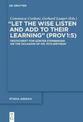 Let the Wise Listen and add to Their Learning (Prov 1:5)