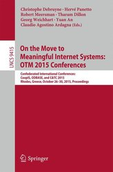 On the Move to Meaningful Internet Systems: OTM 2015 Conferences