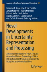 Novel Developments in Uncertainty Representation and Processing