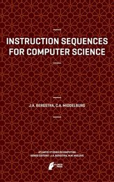 Instruction Sequences for Computer Science