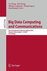 Big Data Computing and Communications