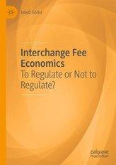 Interchange Fee Economics