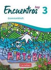Encuentros Hoy Band 3 - Grammatikheft