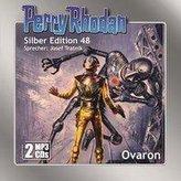 Perry Rhodan Silber Edition (MP3-CDs) 48: Ovaron