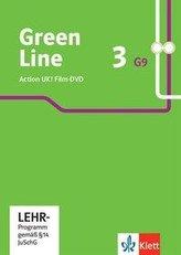 Green Line 3 G9. Action UK! Film-DVD Klasse 7