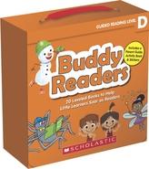 Buddy Readers: Level D (Parent Pack)