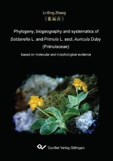 Phylogeny, biography and systematics of Soldanella L. and Primula L. sect. Auricula Duby (Primulaceae) based on molecular and mo