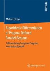 Algorithmic Differentiation of Pragma-Defined Parallel Regions
