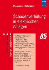 Schadenverhütung in elektrischen Anlagen
