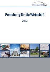 Forschung für die Wirtschaft 2013