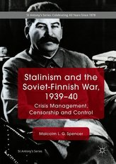 Stalinism and the Soviet-Finnish War, 1939-40