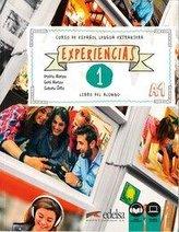 Experiencias A1: Band 1 - Libro del alumno