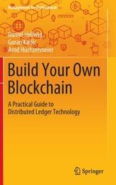 Build Your Own Blockchain
