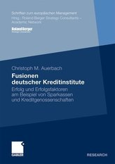 Fusionen deutscher Kreditinstitute