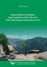 Superconductor Insulator Superconductor Mixer Devices with Gold Energy Relaxation Layers