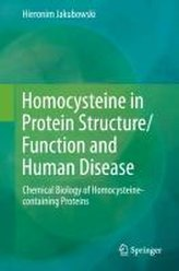 Homocysteine in Protein Structure/Function and Human Disease